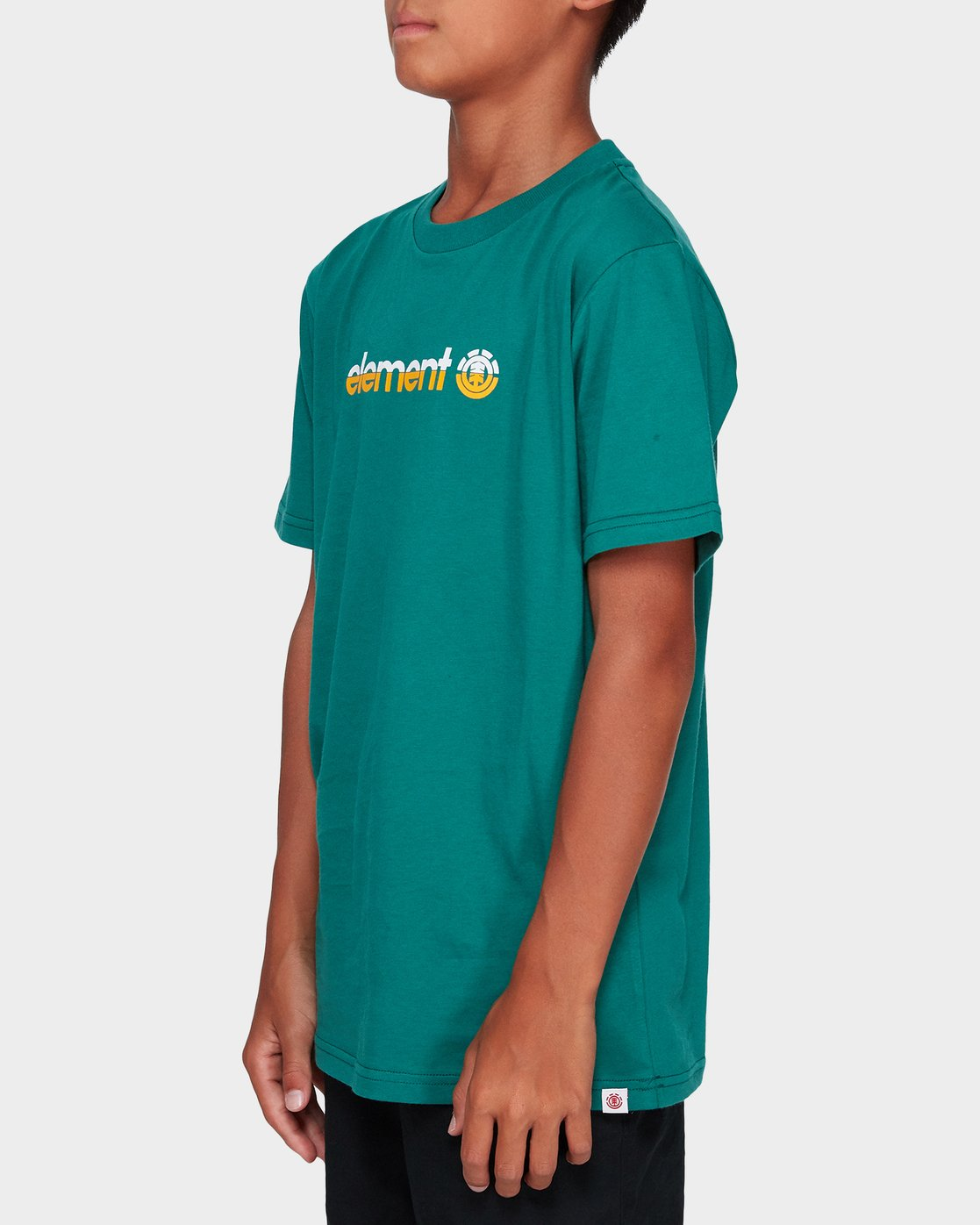 2 BOYS YOUTH HORIZONTAL SHORT SLEEVE TEE Green 383001 Element