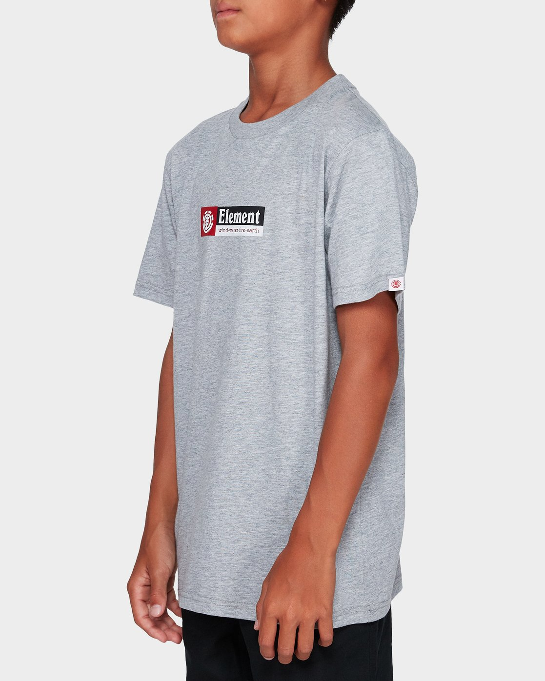 2 YOUTH SECTION SS Grey 394001 Element