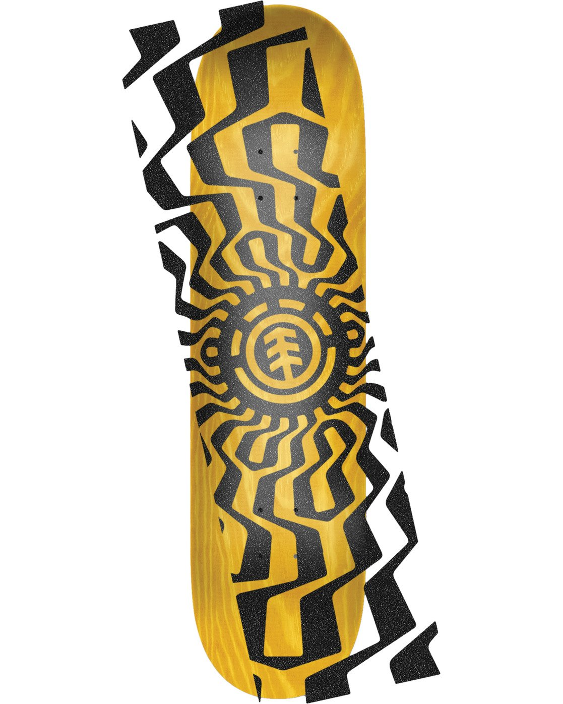 "2 9"" x 33"" Mind Warp Grip Tape Multicolor ACGT3MWG Element"