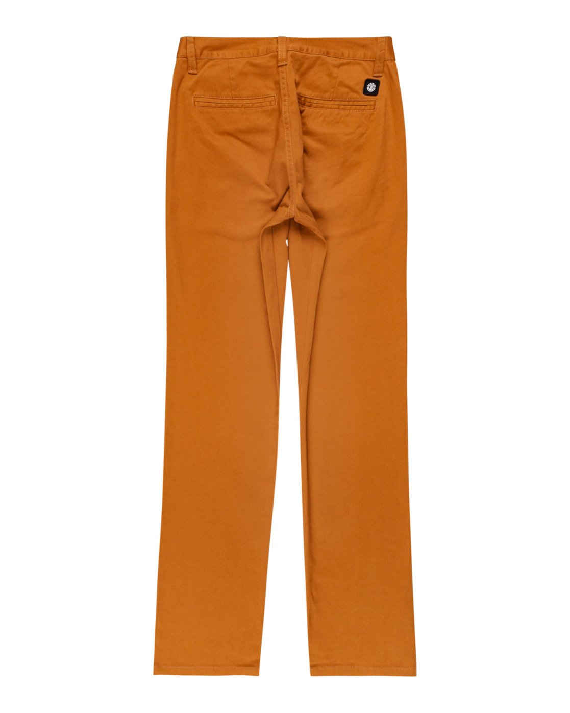 1 Boys' Howland Classic Chino Pant Brown ALBNP00104 Element