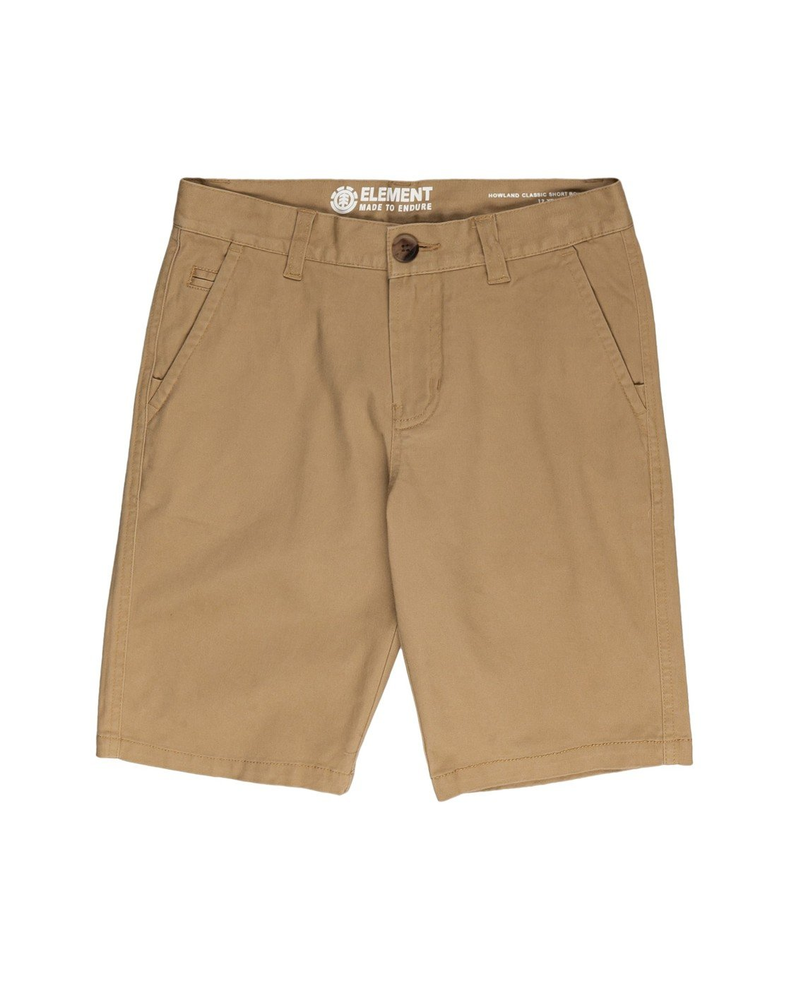 0 Boys' Howland Classic Short Grey ALBWS00100 Element