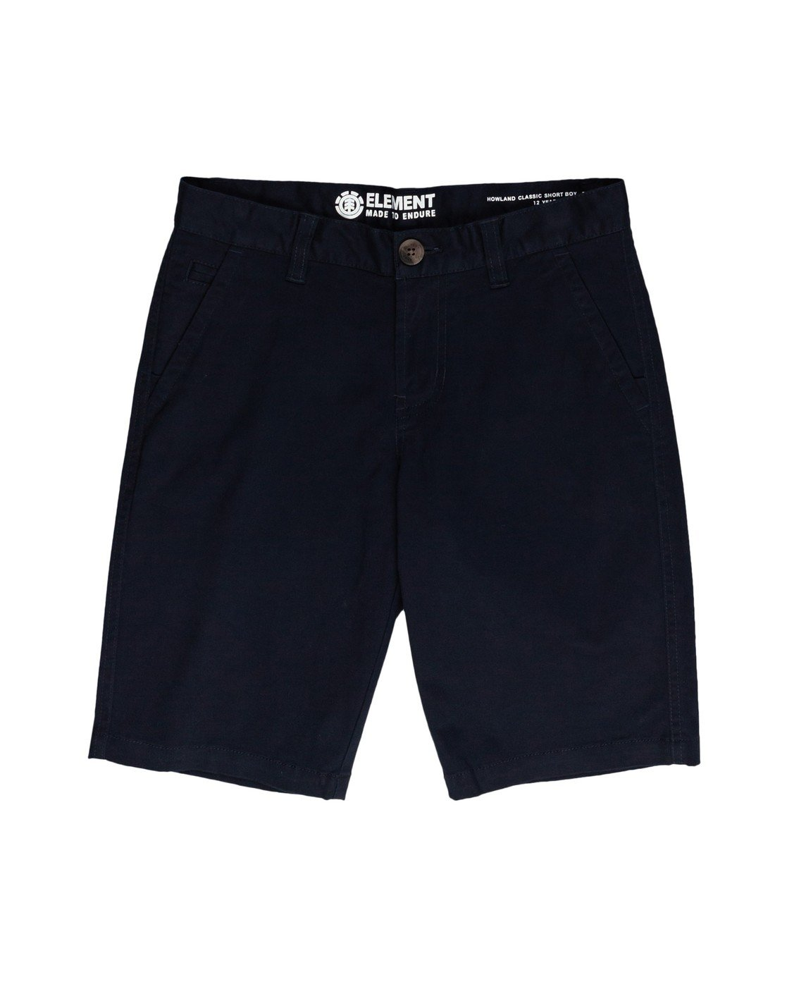 0 Boys' Howland Classic Short Blue ALBWS00100 Element