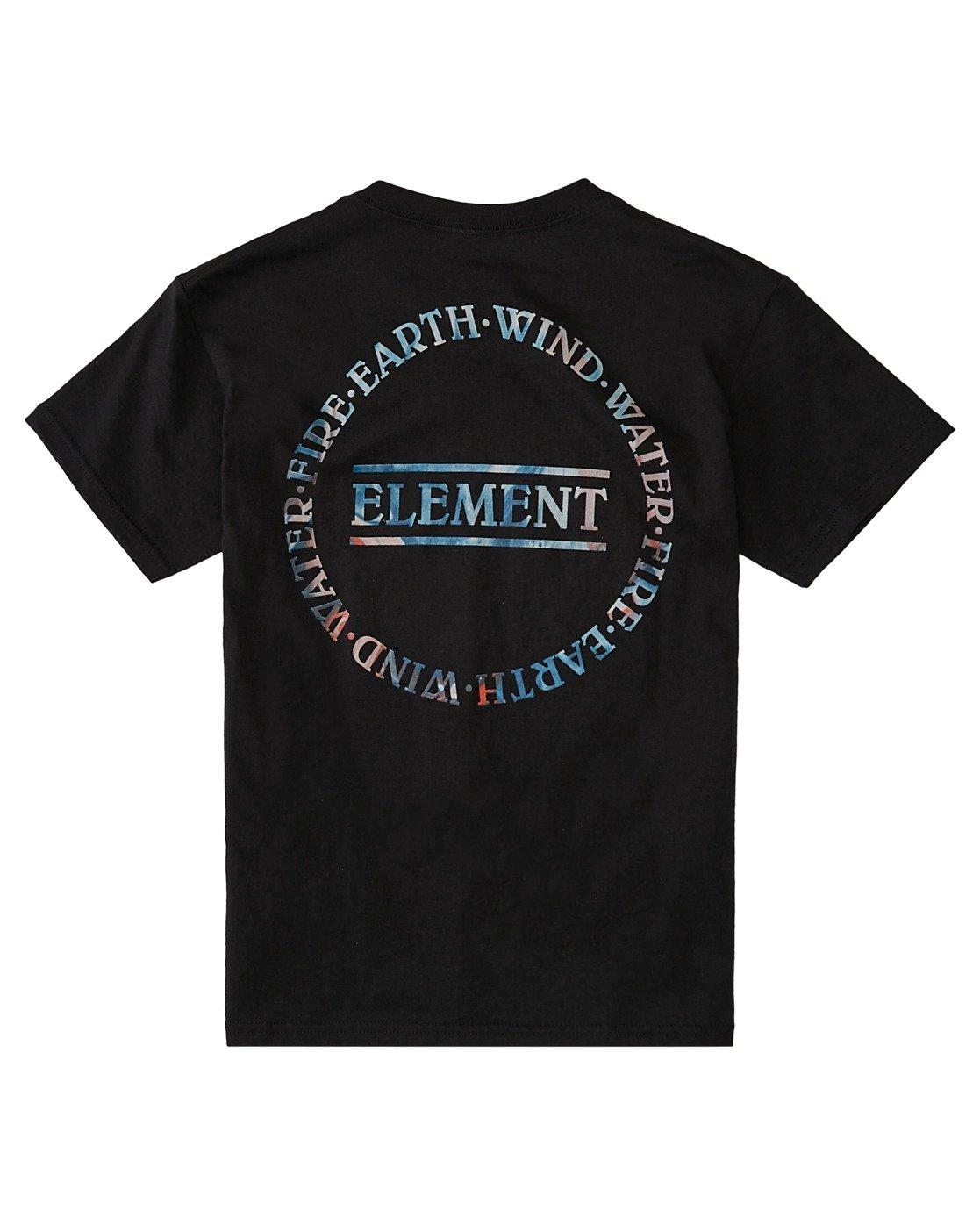 1 Boys' Questa Short Sleeve T-Shirt  ALBZT00153 Element