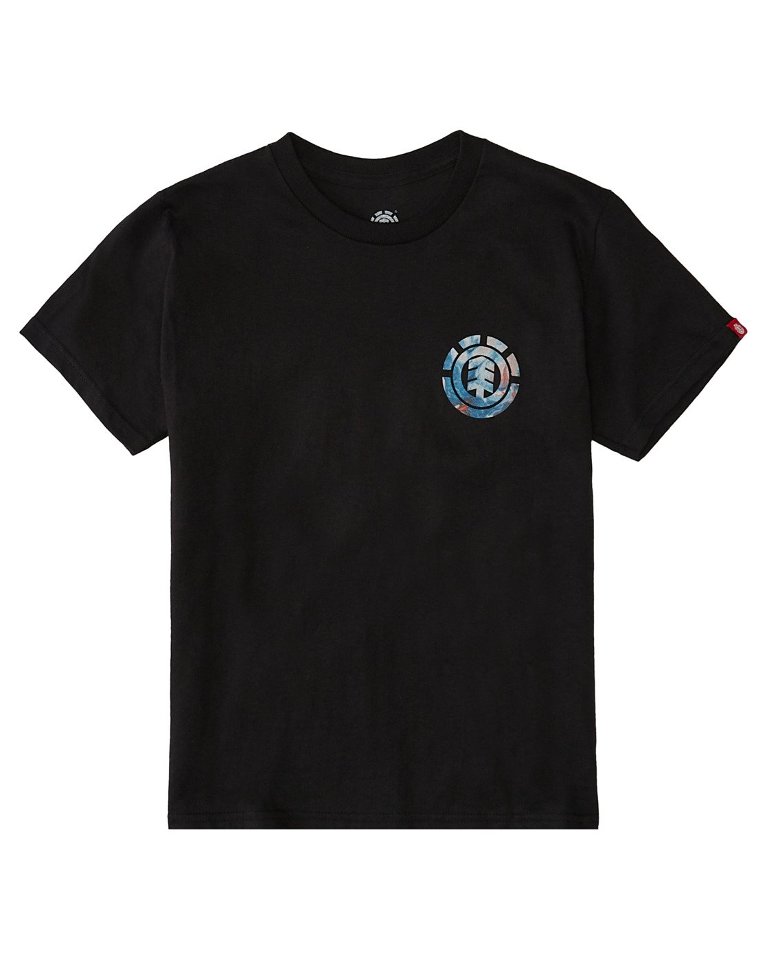 0 Boys' Questa Short Sleeve T-Shirt  ALBZT00153 Element