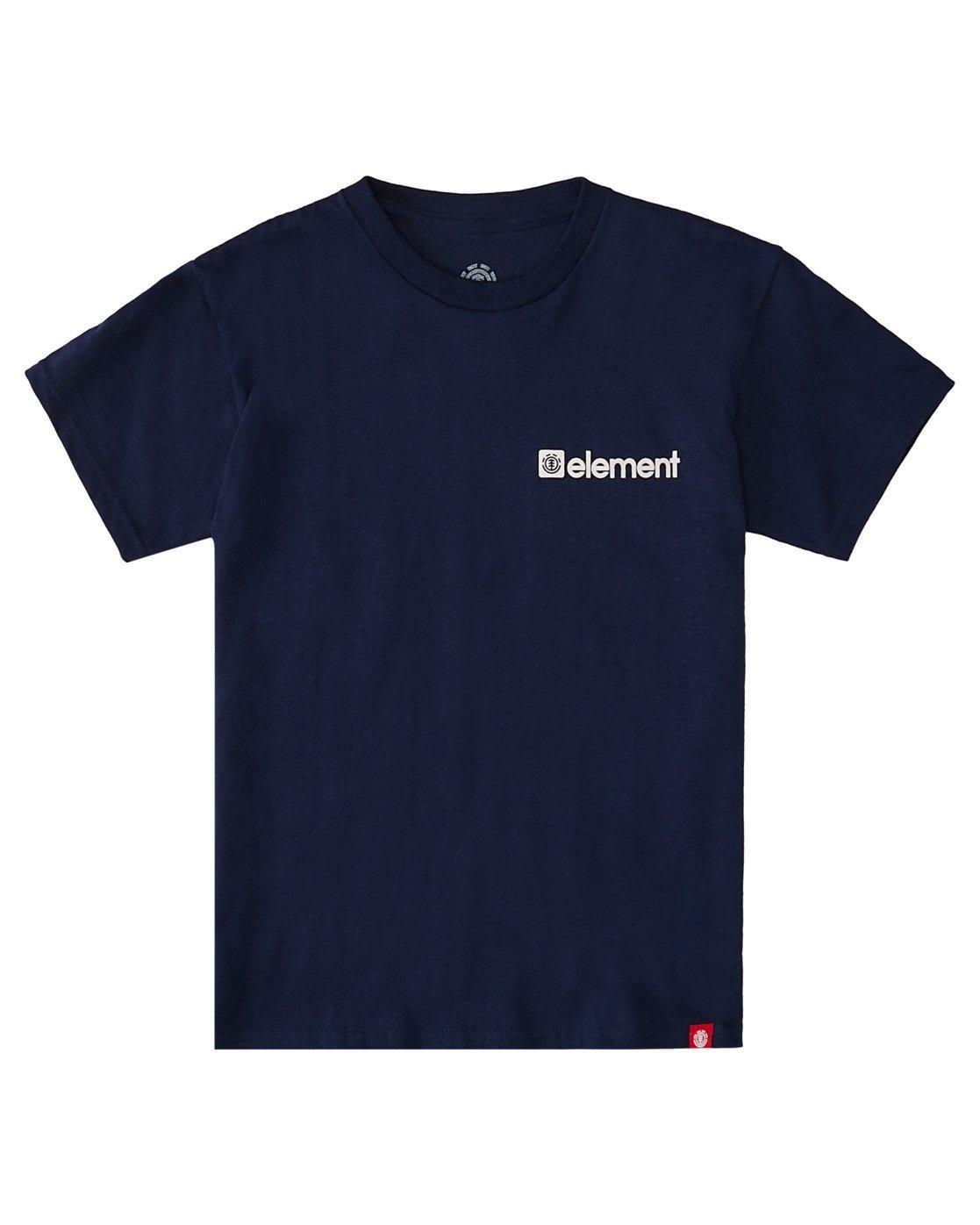 0 Boys' Joint Short Sleeve T-Shirt  ALBZT00154 Element