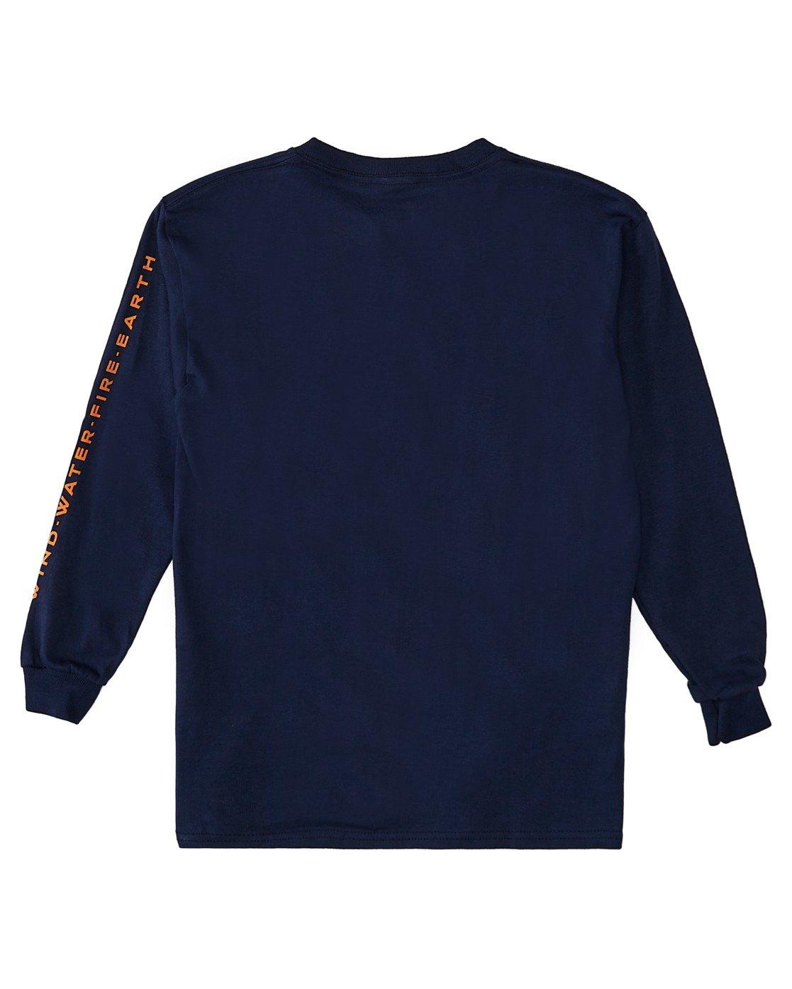 1 Boys' Dusky Long Sleeve T-Shirt  ALBZT00162 Element