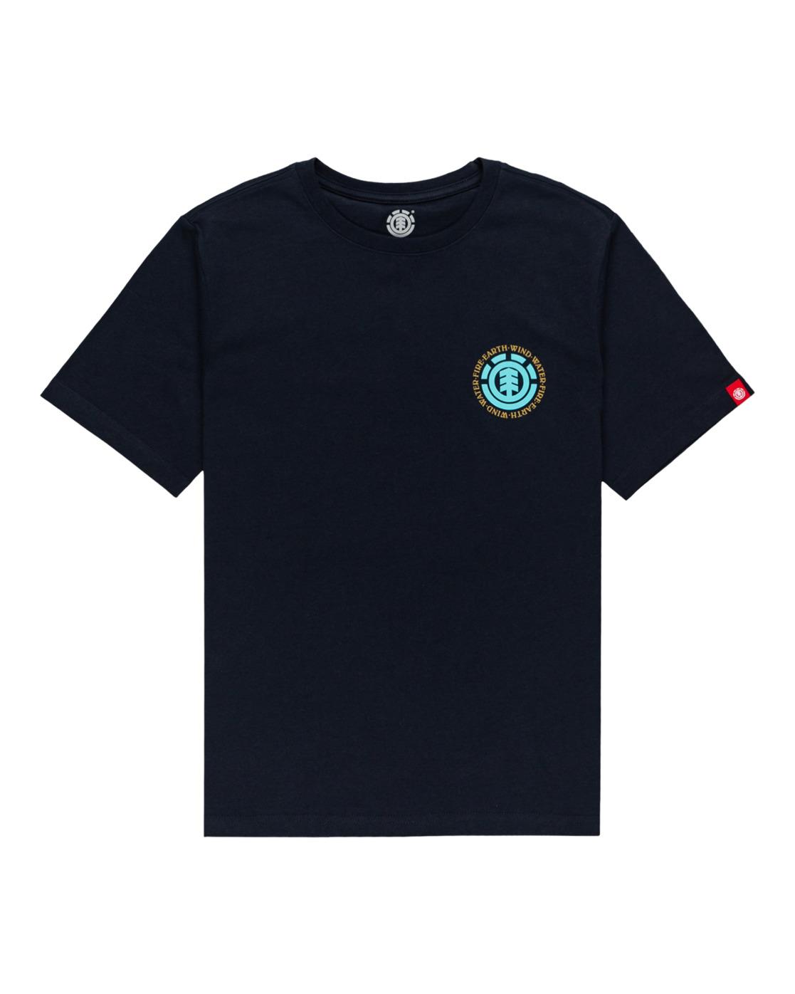 0 Boys' Seal BP Short Sleeve T-Shirt  ALBZT00164 Element