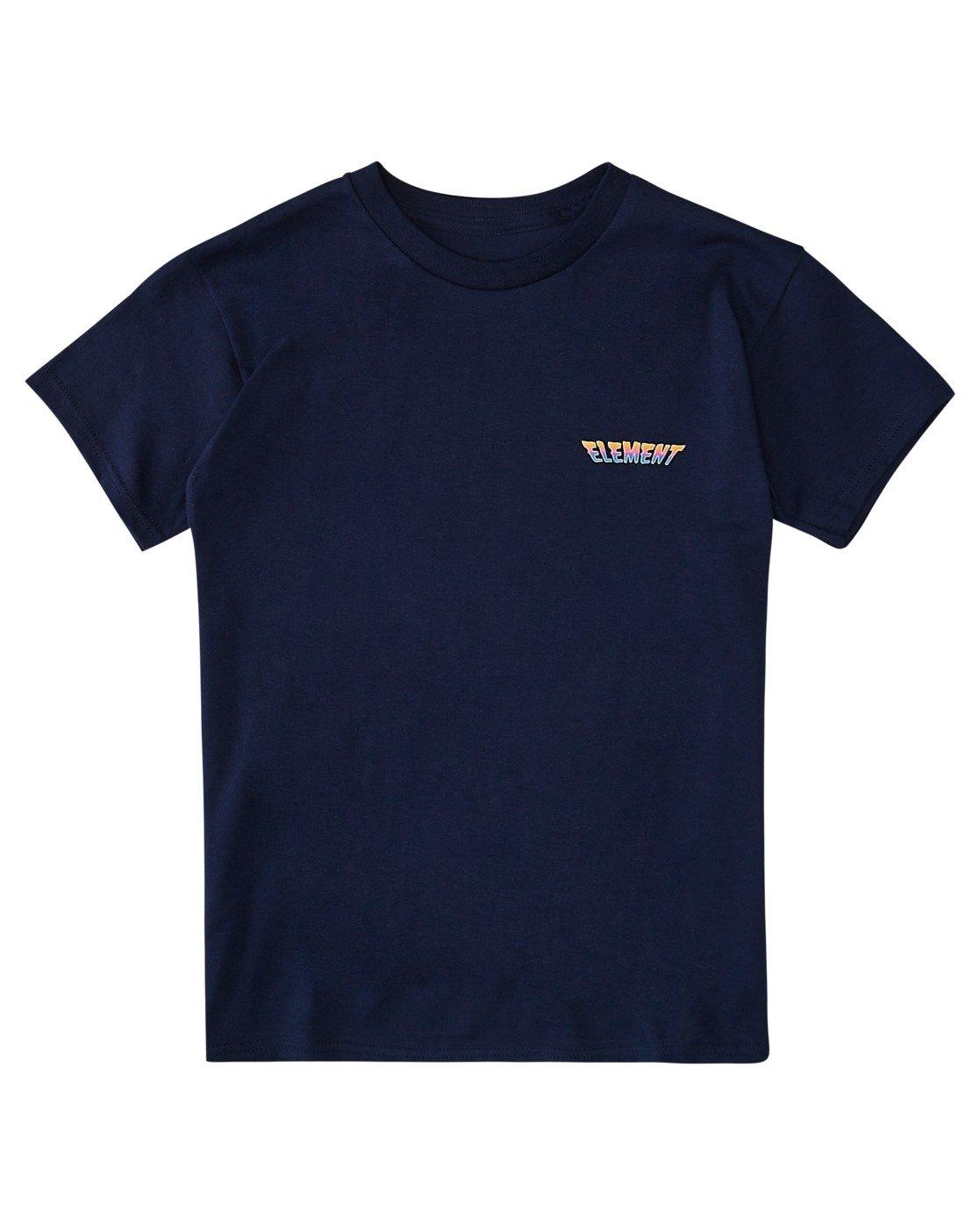 0 Boys' Wild Style Short Sleeve T-Shirt  ALBZT00166 Element