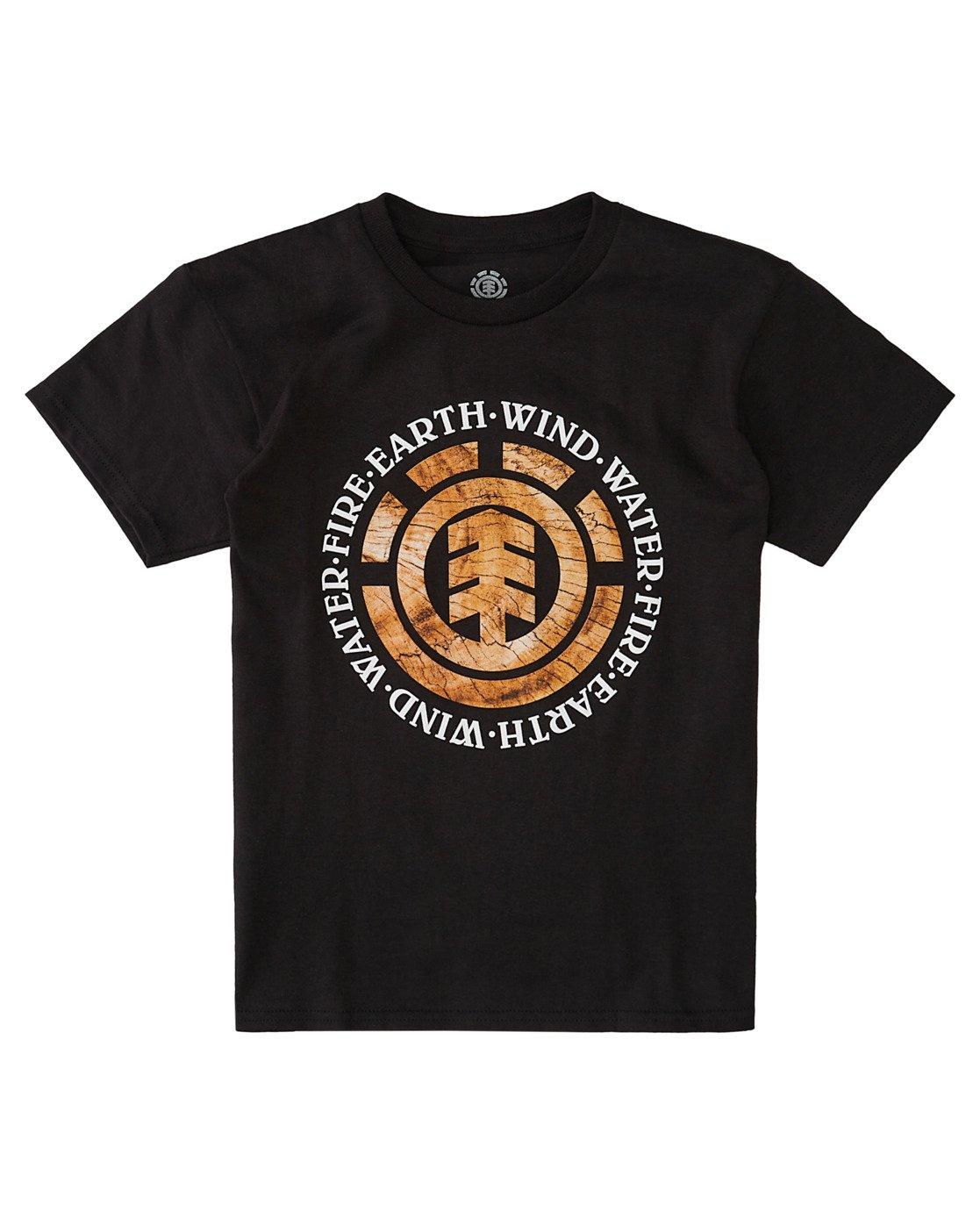 0 Boys' Idyl Wild Short Sleeve T-Shirt  ALBZT00168 Element