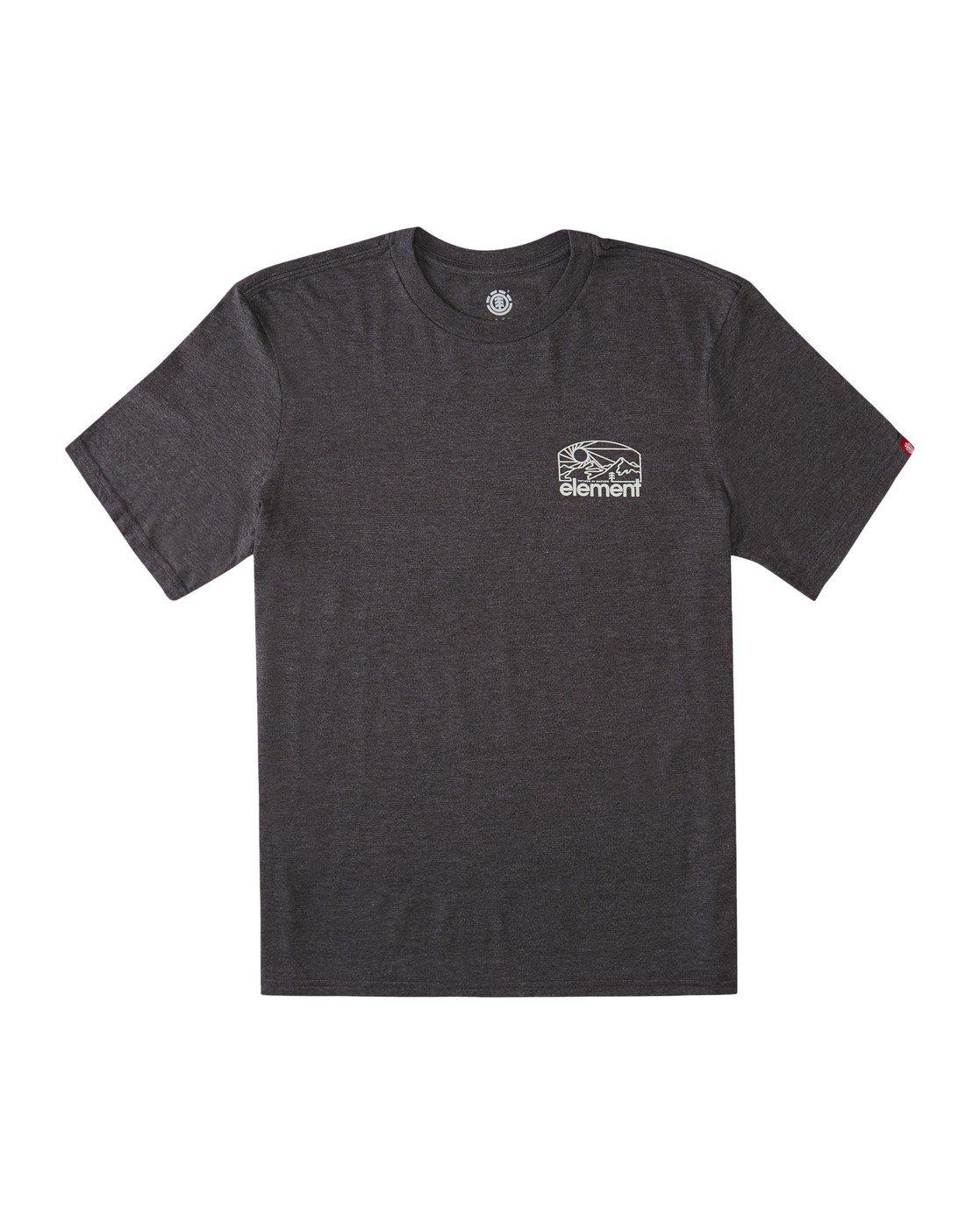 1 Sunnett T-Shirt Grey ALMZT00102 Element