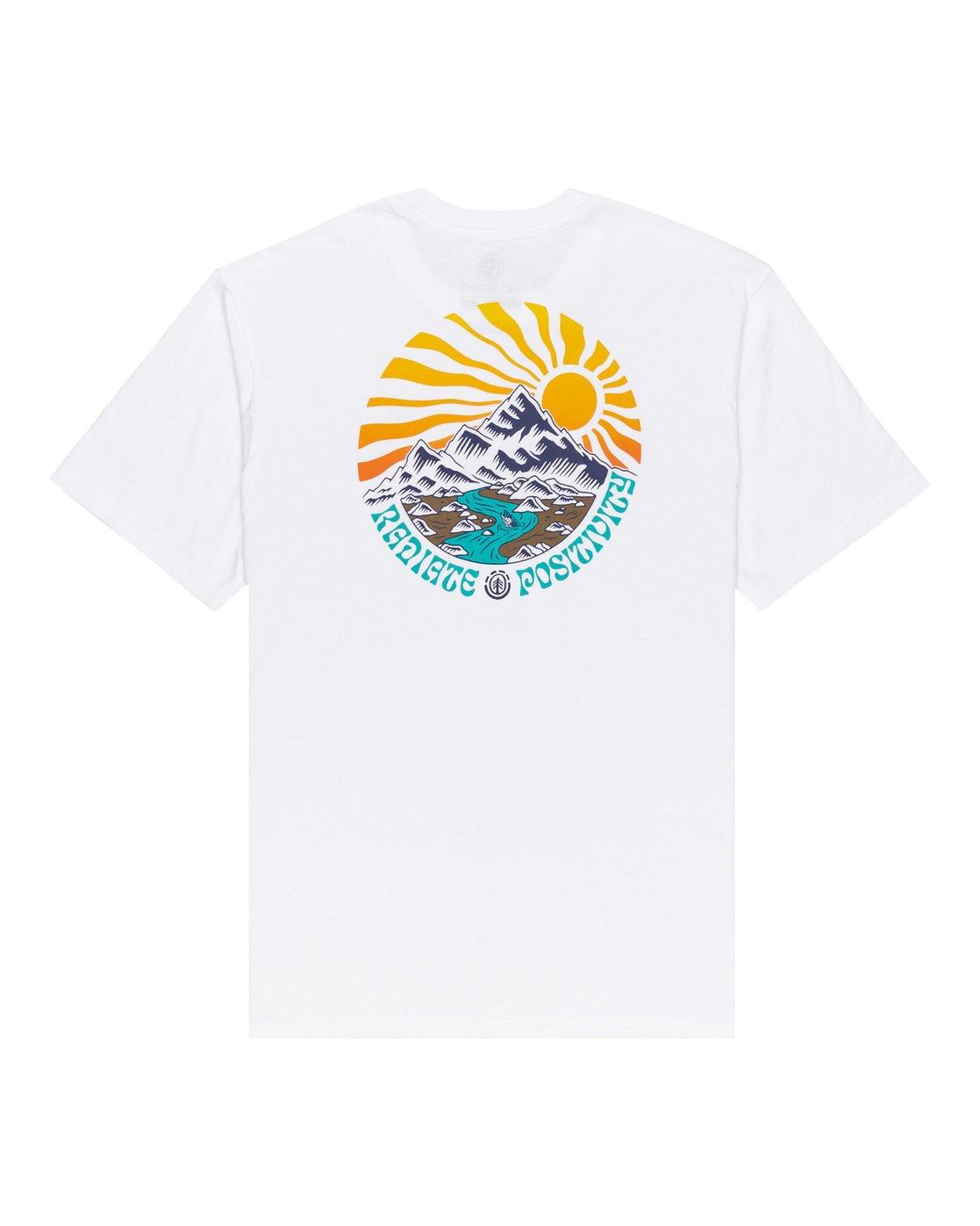 0 Balmor T-Shirt White ALMZT00106 Element