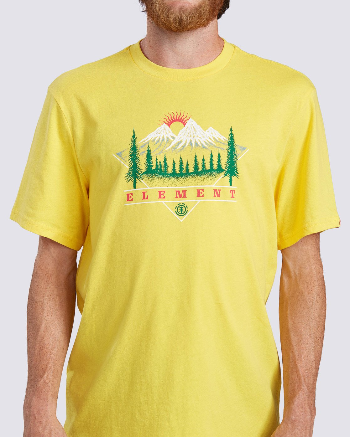3 Upshaw T-Shirt  ALMZT00110 Element
