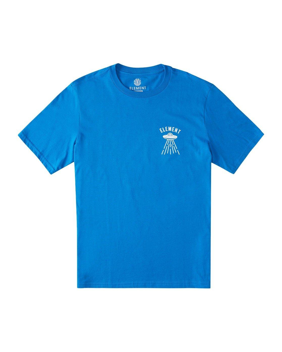 1 Howerton T-Shirt Blue ALMZT00116 Element