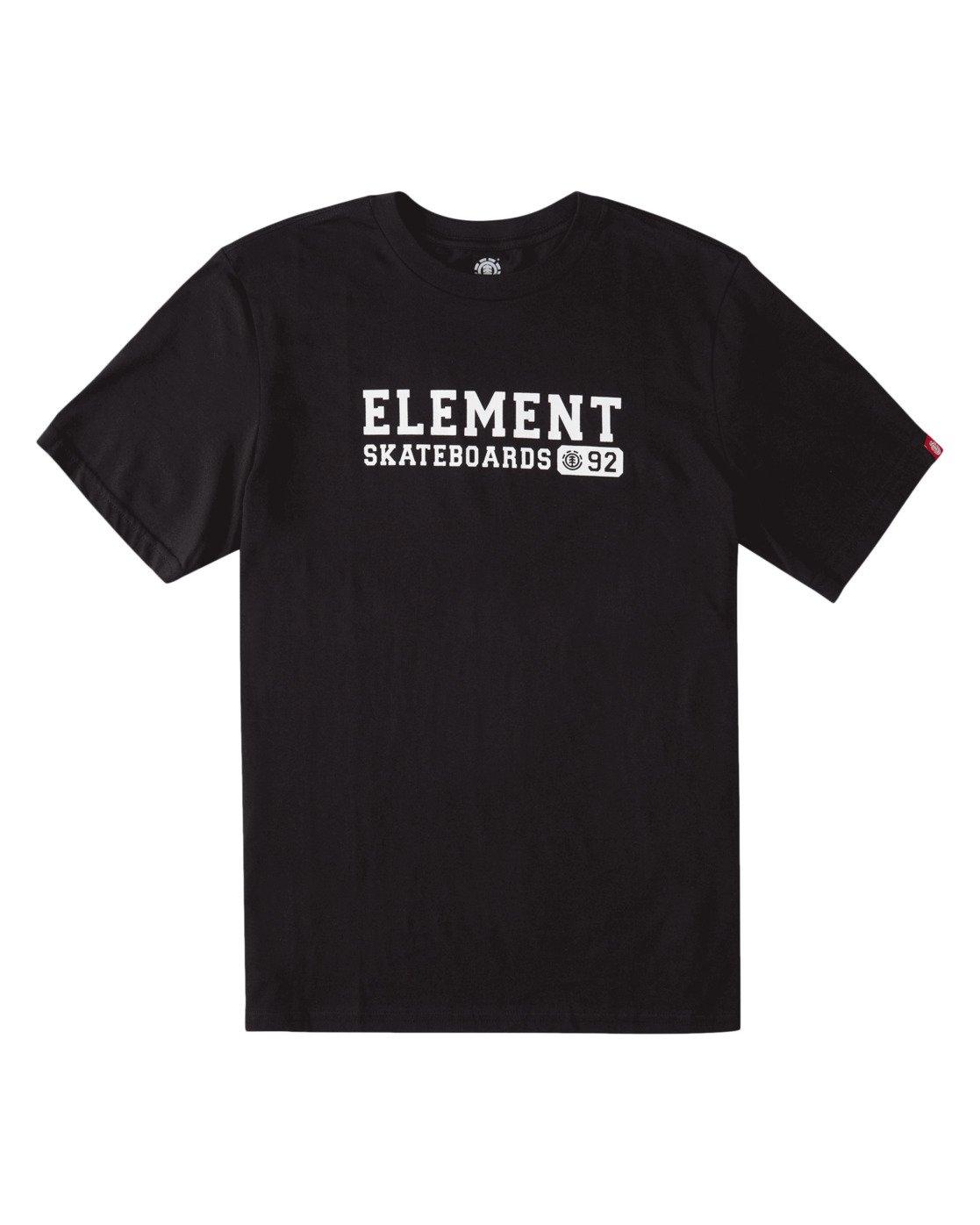 0 Fitch T-Shirt Blue ALMZT00121 Element