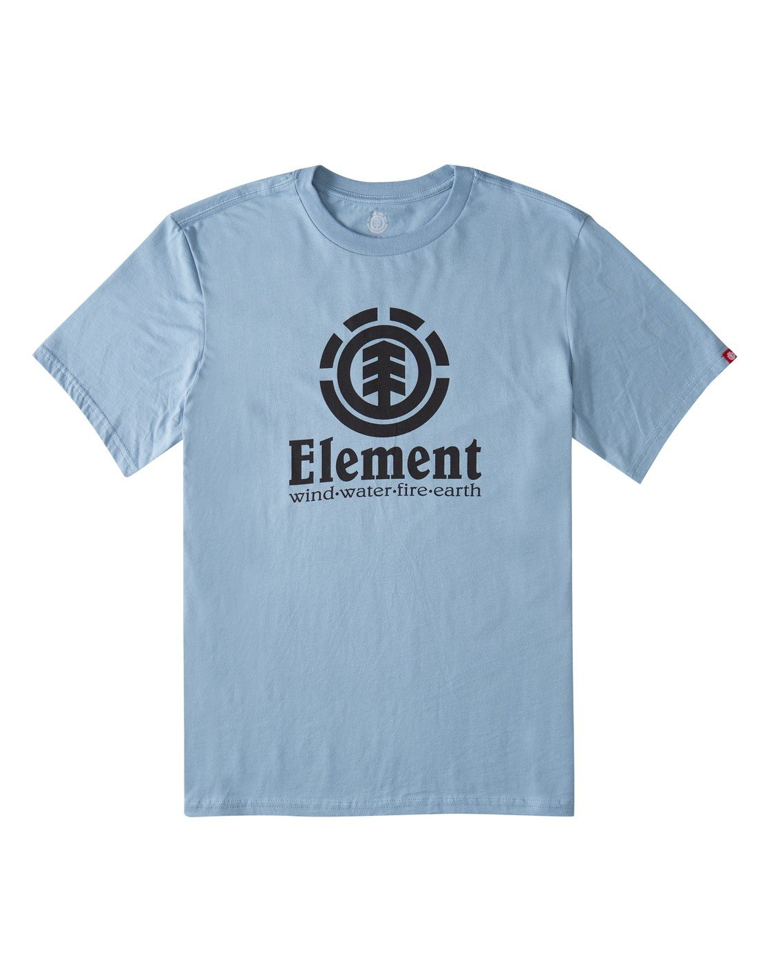 0 Vertical T-Shirt Blue ALMZT00129 Element