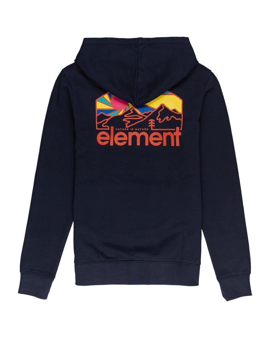 0 Sunnett Hoodie Blue ALYFT00108 Element
