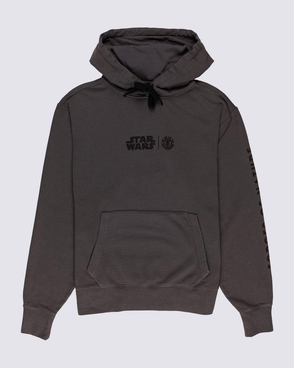 2 Star Wars™ x Element Forces Pullover Hoodie Black ALYFT00133 Element