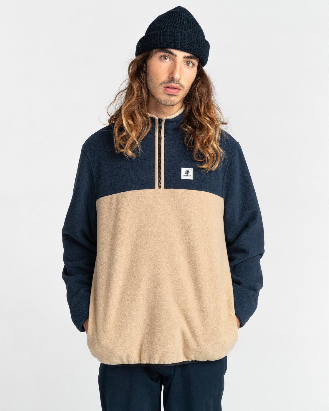 1 Abenaki Quarter-Zip Fleece  ALYFT00141 Element
