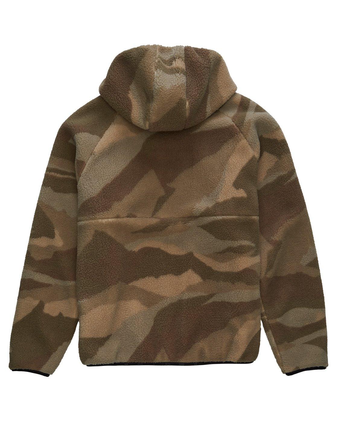 1 Wolfe Zip-Up Camo Jacket  ALYFT00153 Element