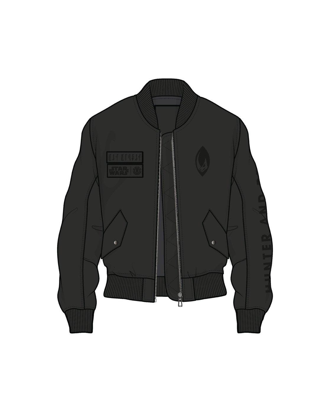 5 Star Wars™ x Element Flight Jacket Blue ALYJK00133 Element