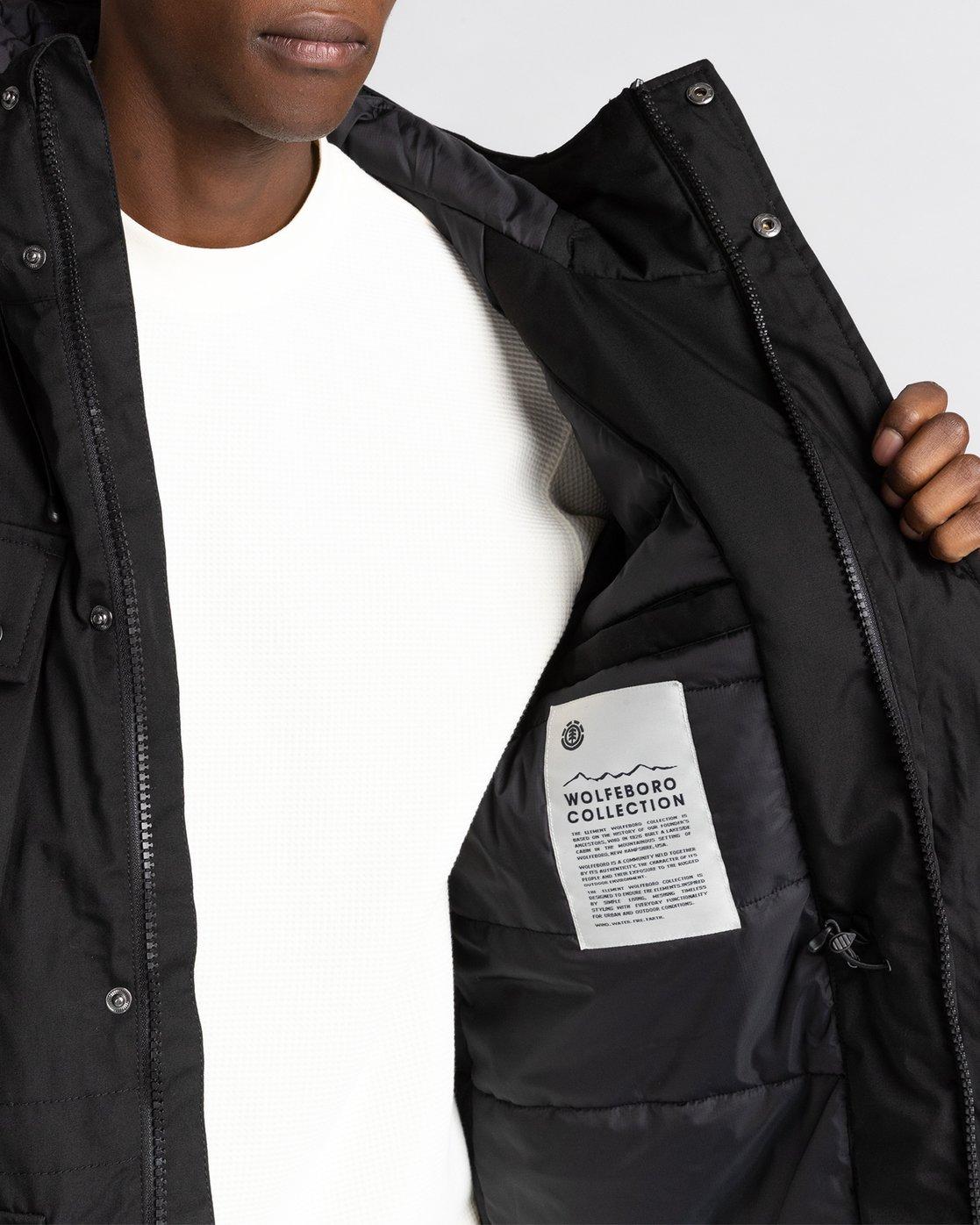 6 Mountain Parka Jacket  ALYJK00134 Element
