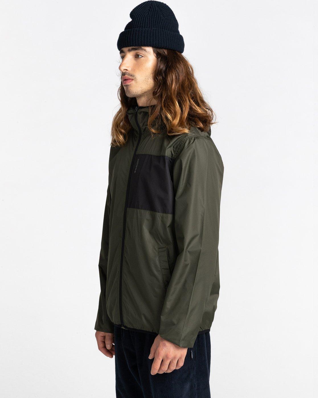 2 Alder Fundamental Jacket  ALYJK00136 Element