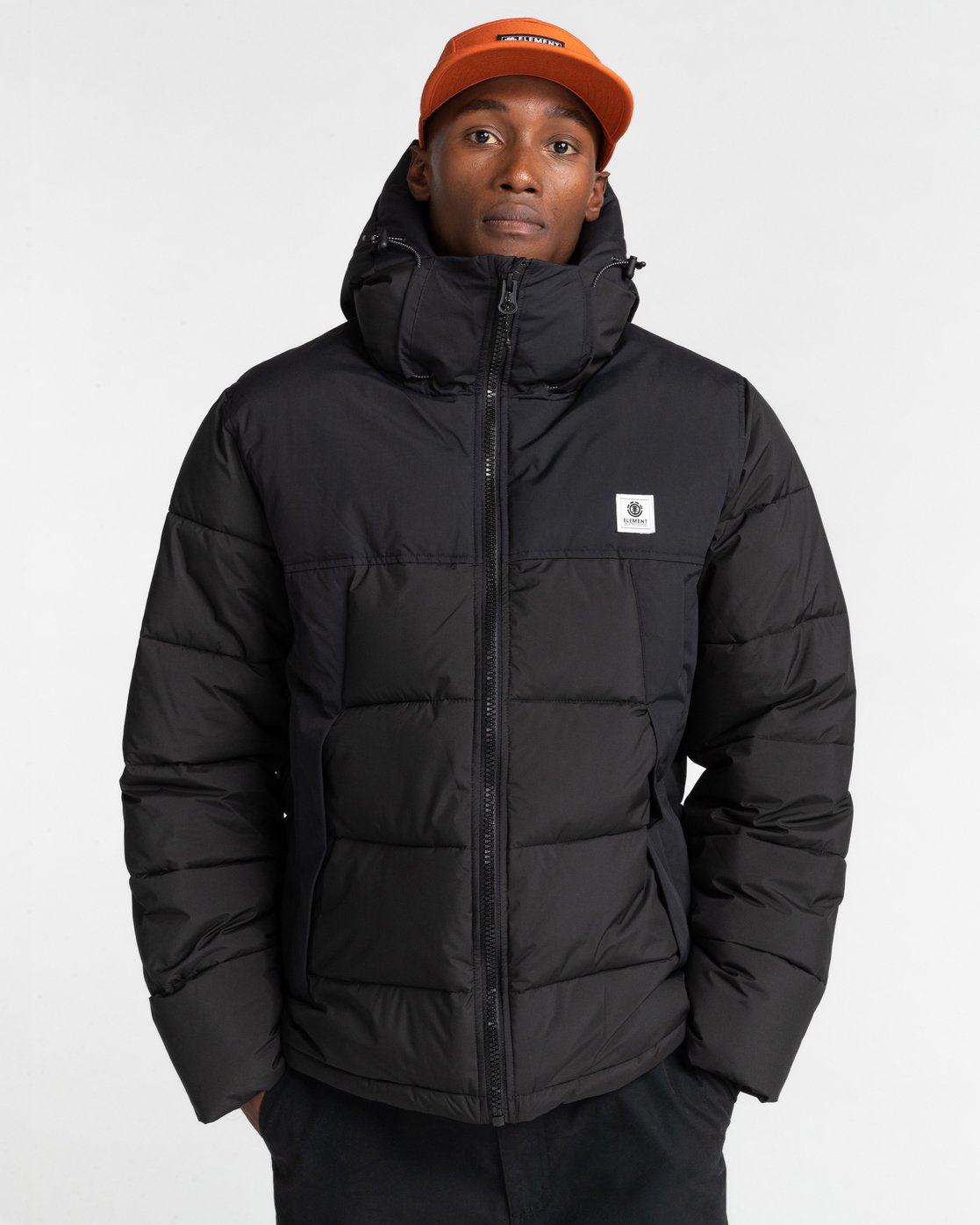 1 Dulcey Puff Jacket  ALYJK00147 Element