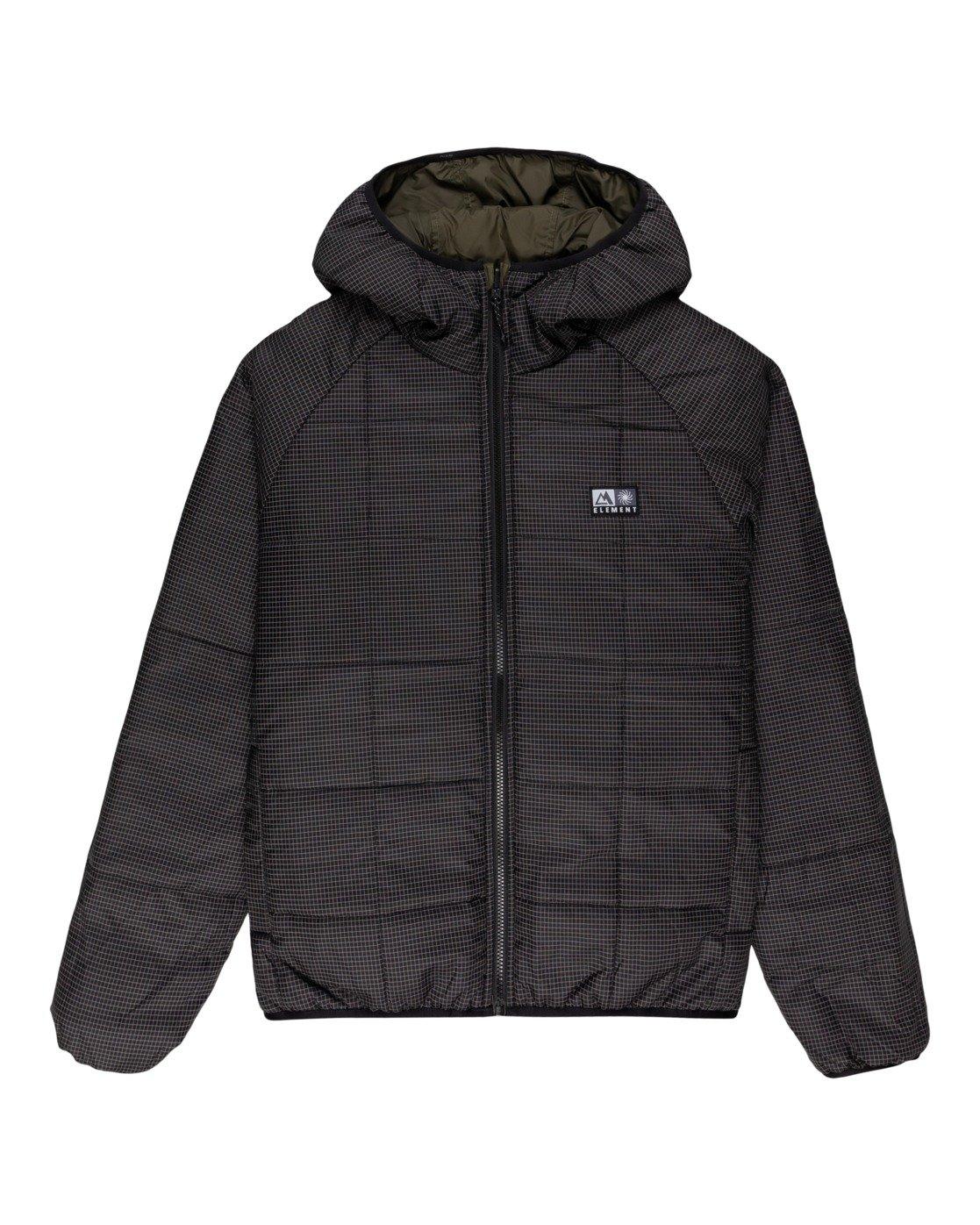 0 Wolfe Jacket Green ALYJK00151 Element