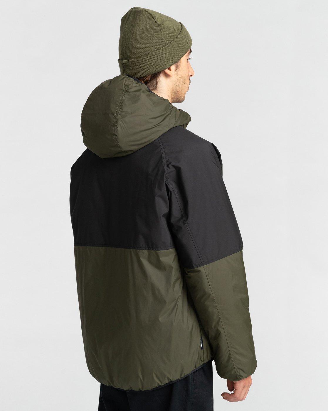 3 Wolfe Jacket Green ALYJK00151 Element