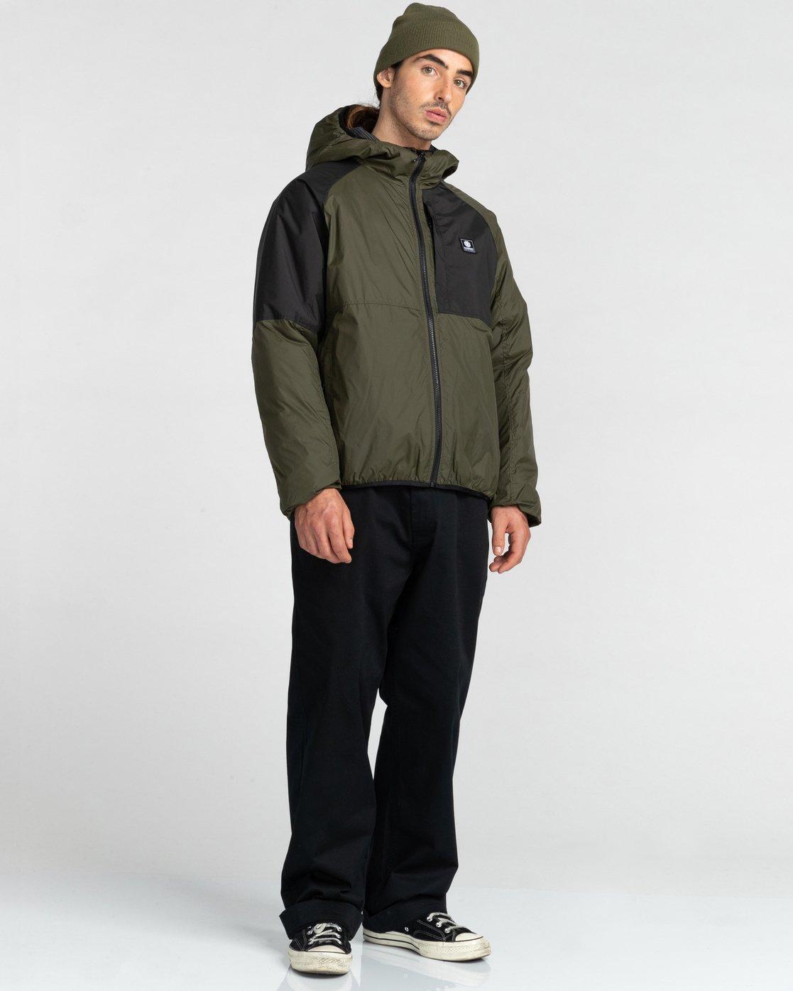 9 Wolfe Jacket Green ALYJK00151 Element