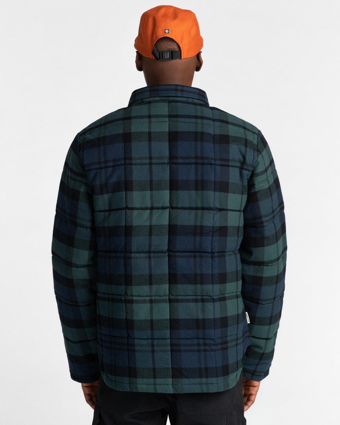 9 Lodge Flannel Shirt  ALYJK00155 Element