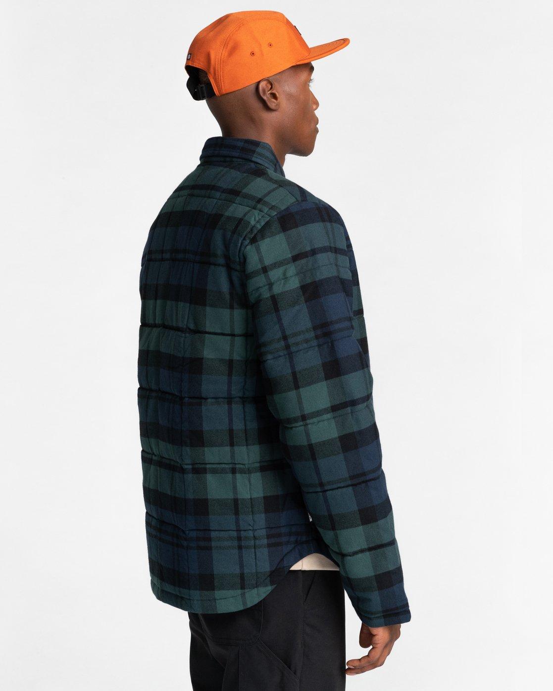4 Lodge Flannel Shirt  ALYJK00155 Element