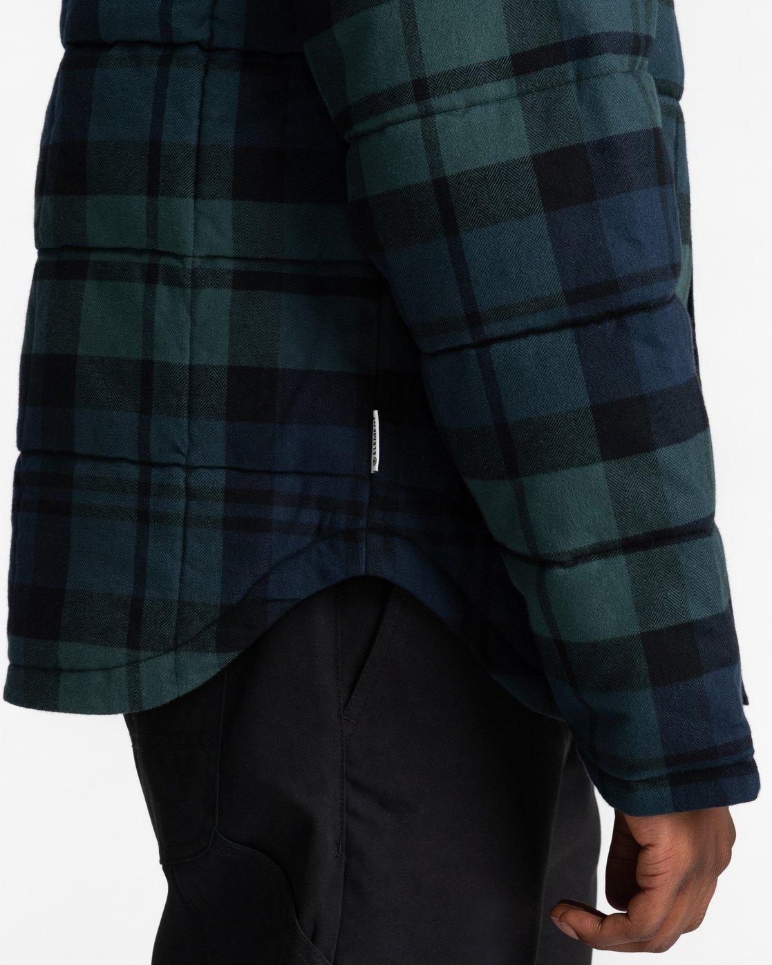 6 Lodge Flannel Shirt  ALYJK00155 Element