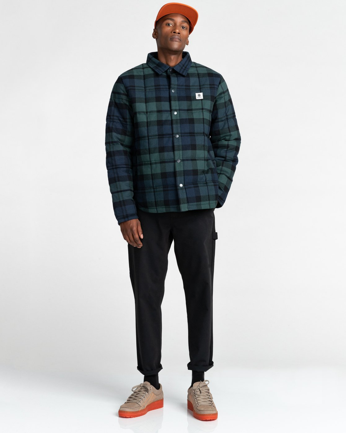 8 Lodge Flannel Shirt  ALYJK00155 Element