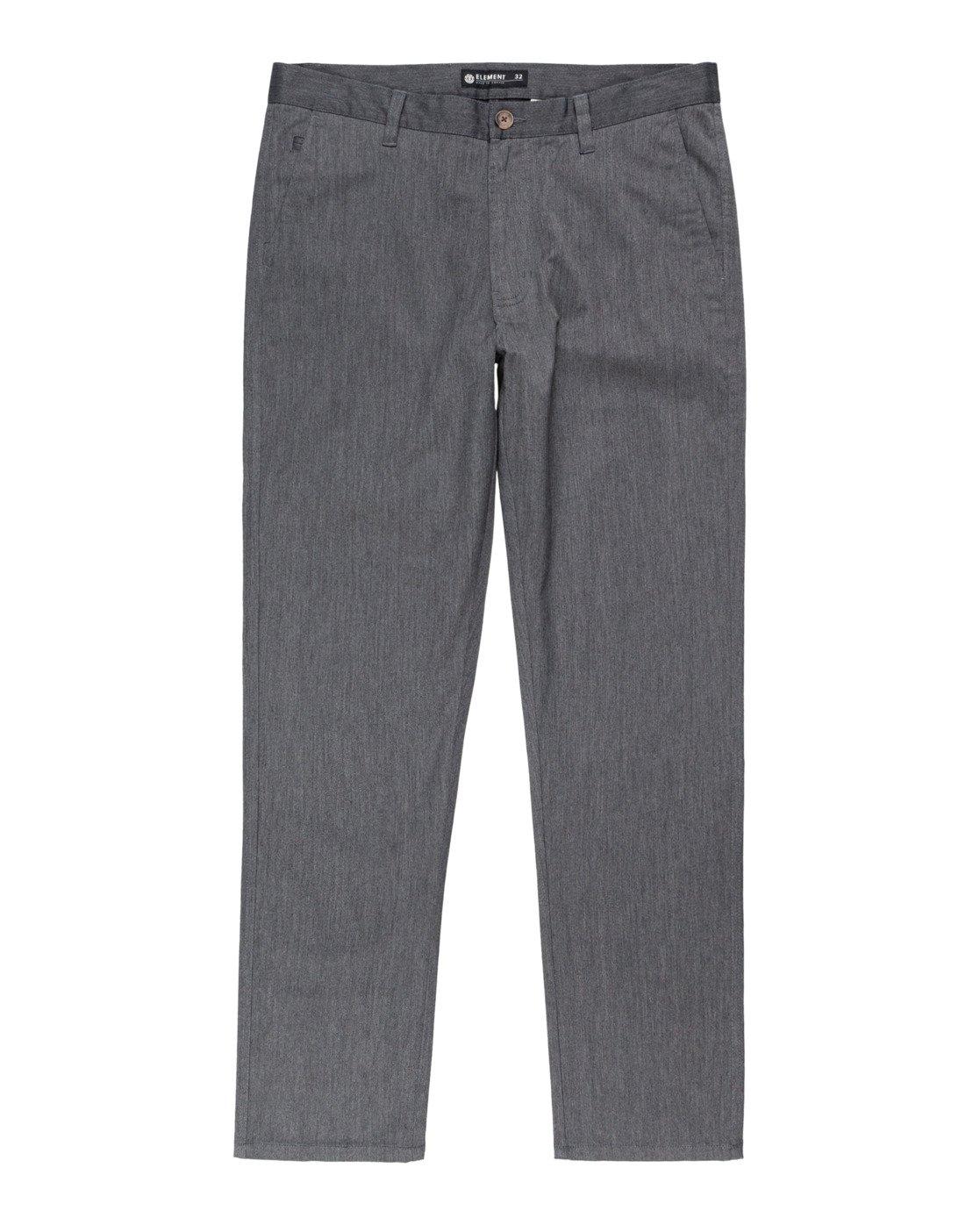 0 Howland Classic Chino Pant Grey ALYNP00105 Element