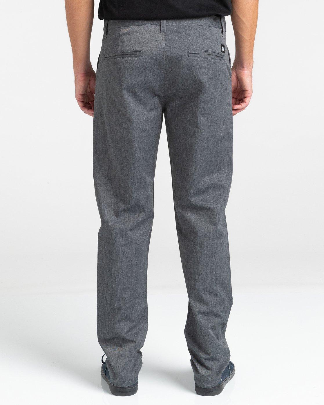 5 Howland Classic Chino Pant Grey ALYNP00105 Element