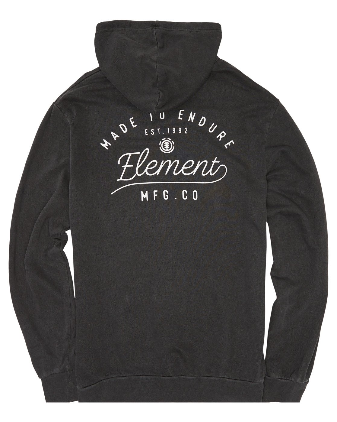 3 Alveston Pigment Hoodie Blue ALYSF00101 Element
