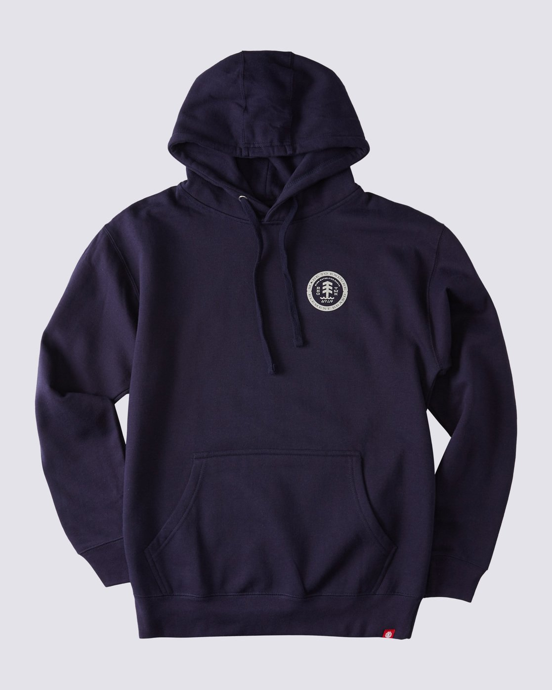 0 Notches Hoodie Blue ALYSF00138 Element