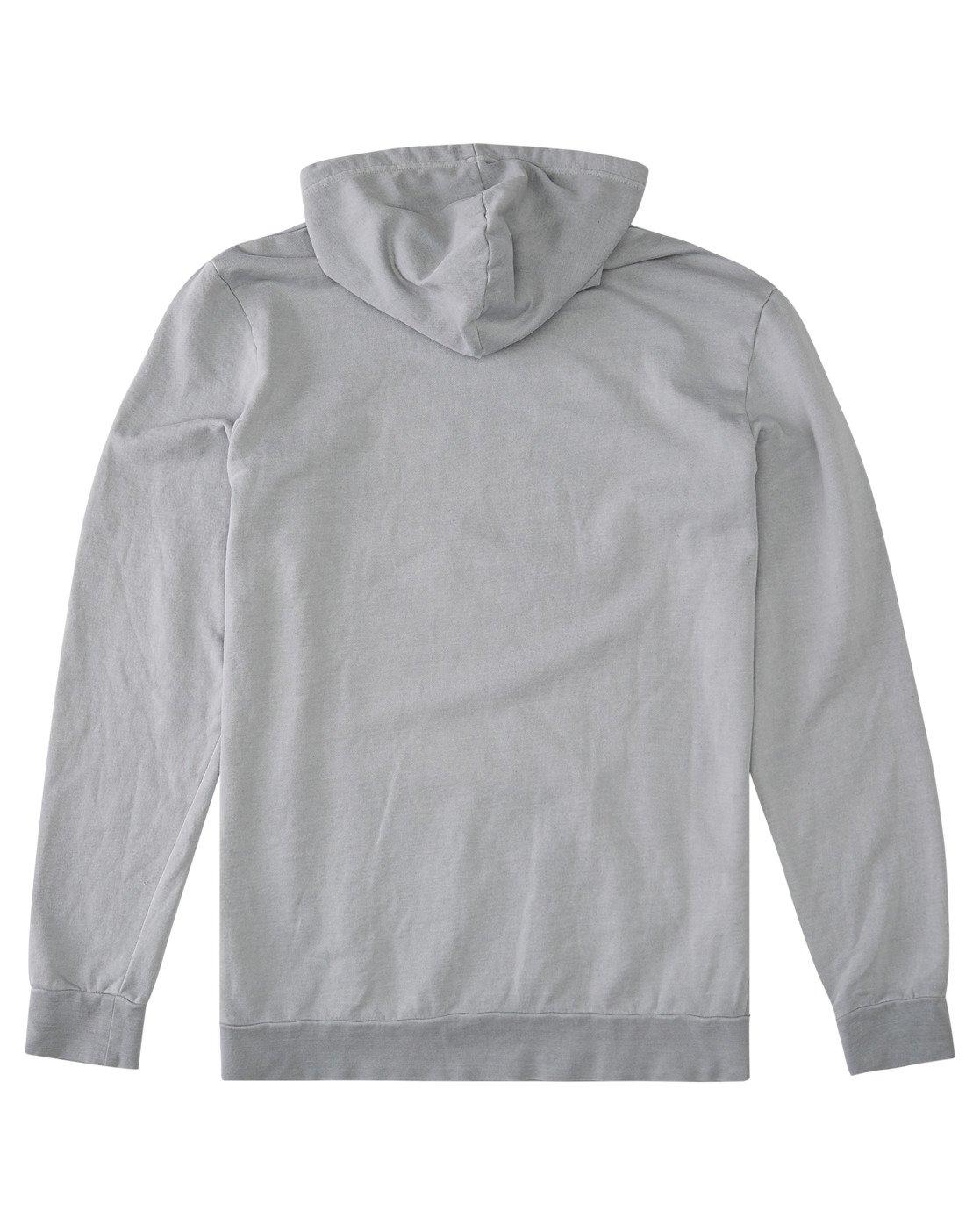 1 Balmor Pigment Hoodie Grey ALYSF00142 Element