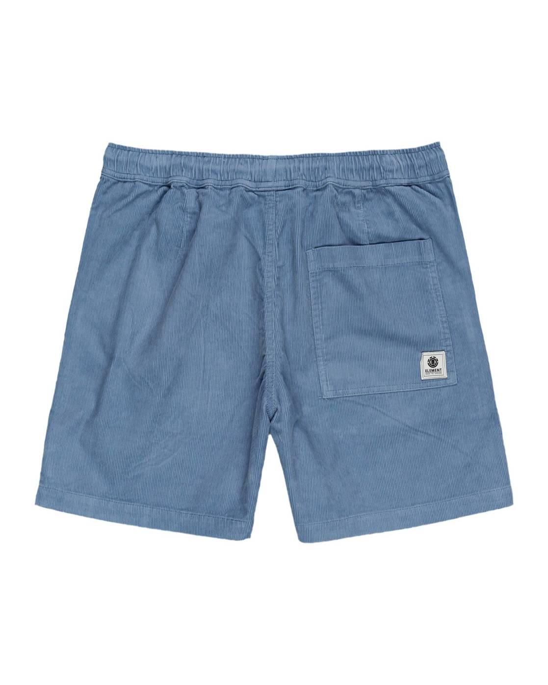 1 Manual Corduroy Short Blue ALYWS00108 Element