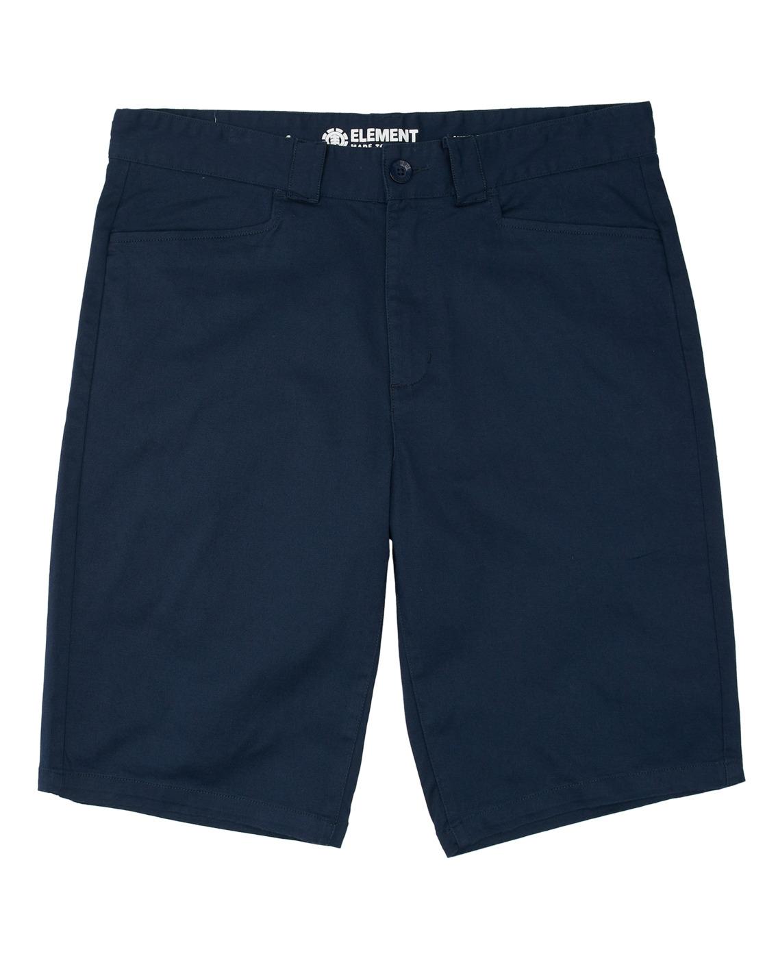 0 Sawyer Classic Short Blue ALYWS00113 Element