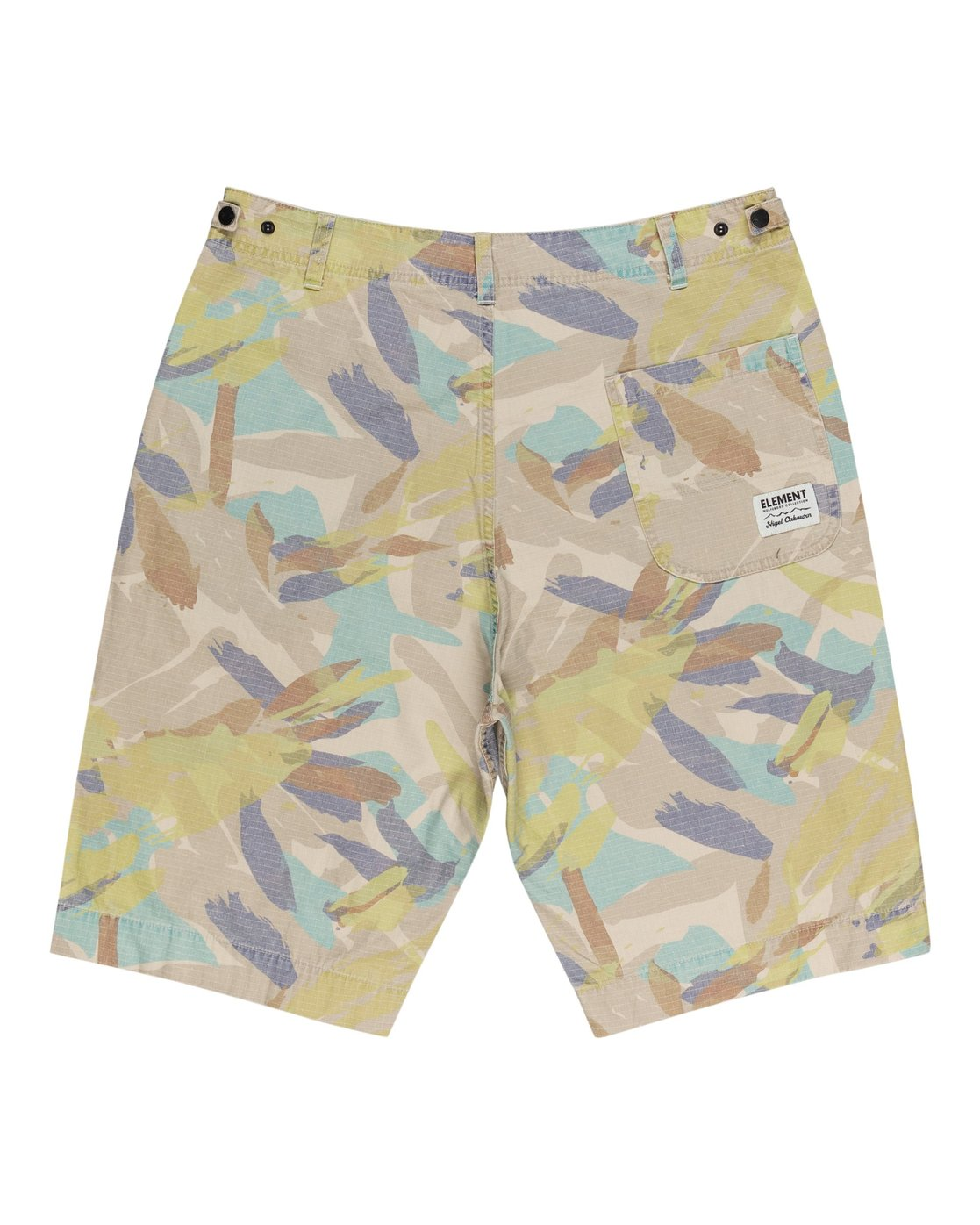1 Cabourn Overall Short Grey ALYWS00118 Element