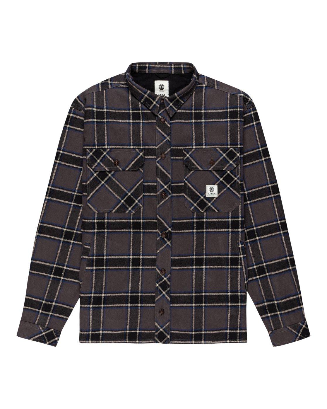 0 Wentworth Flannel Shirt  ALYWT00116 Element