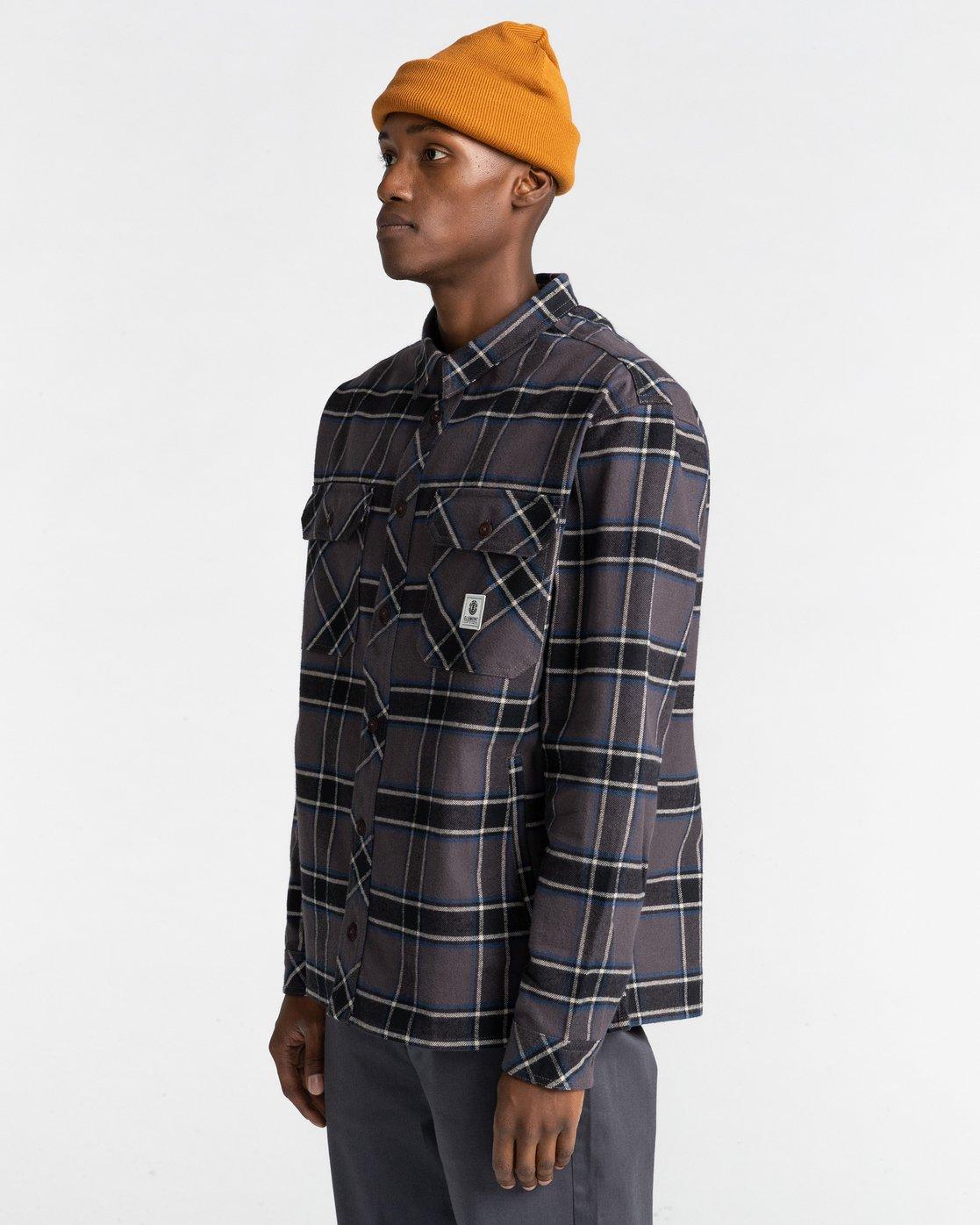 2 Wentworth Flannel Shirt  ALYWT00116 Element