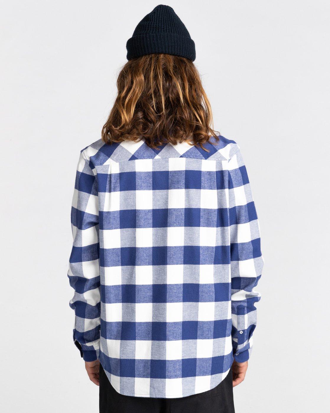 6 Tacoma Flannel Shirt  ALYWT00121 Element