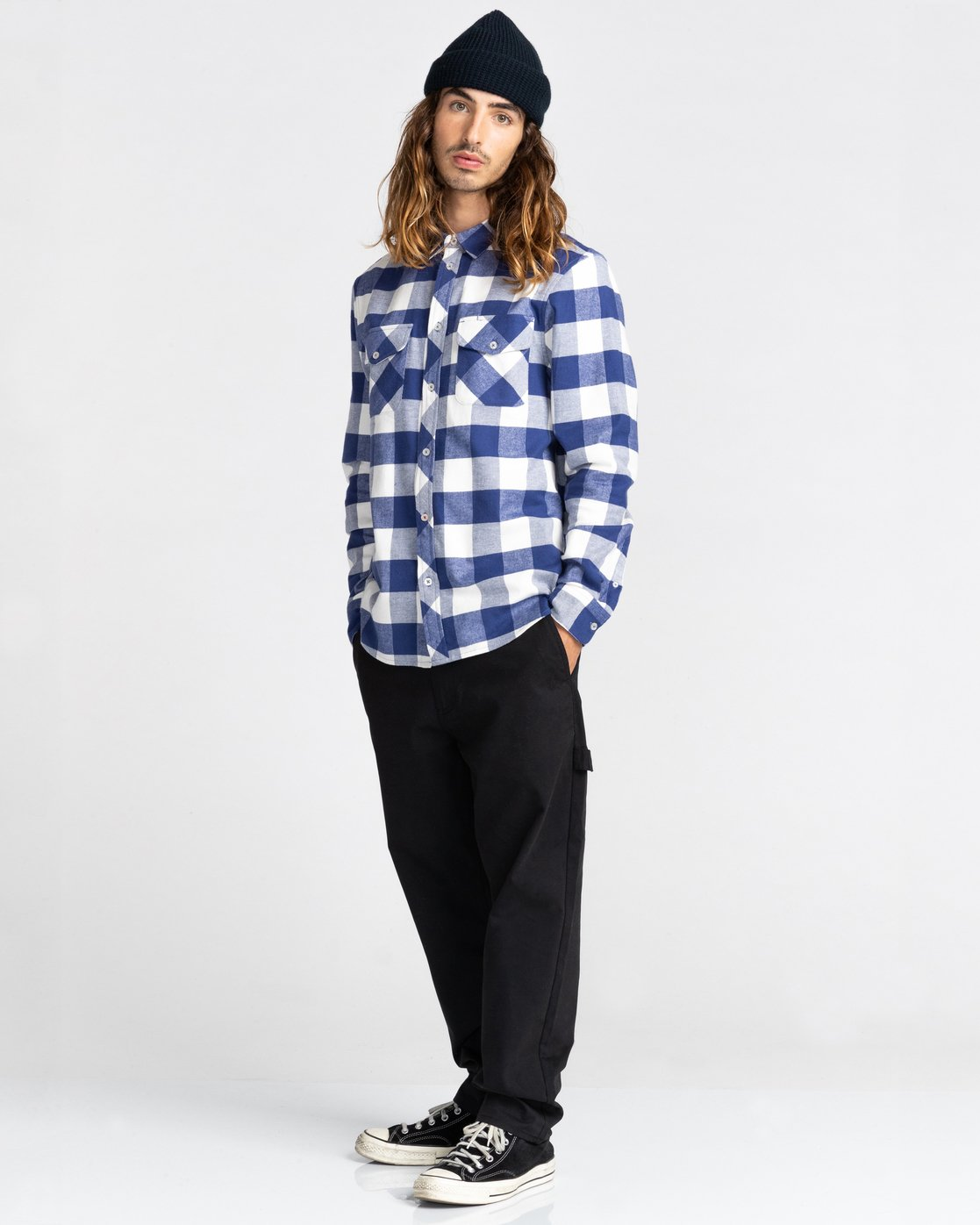 5 Tacoma Flannel Shirt  ALYWT00121 Element
