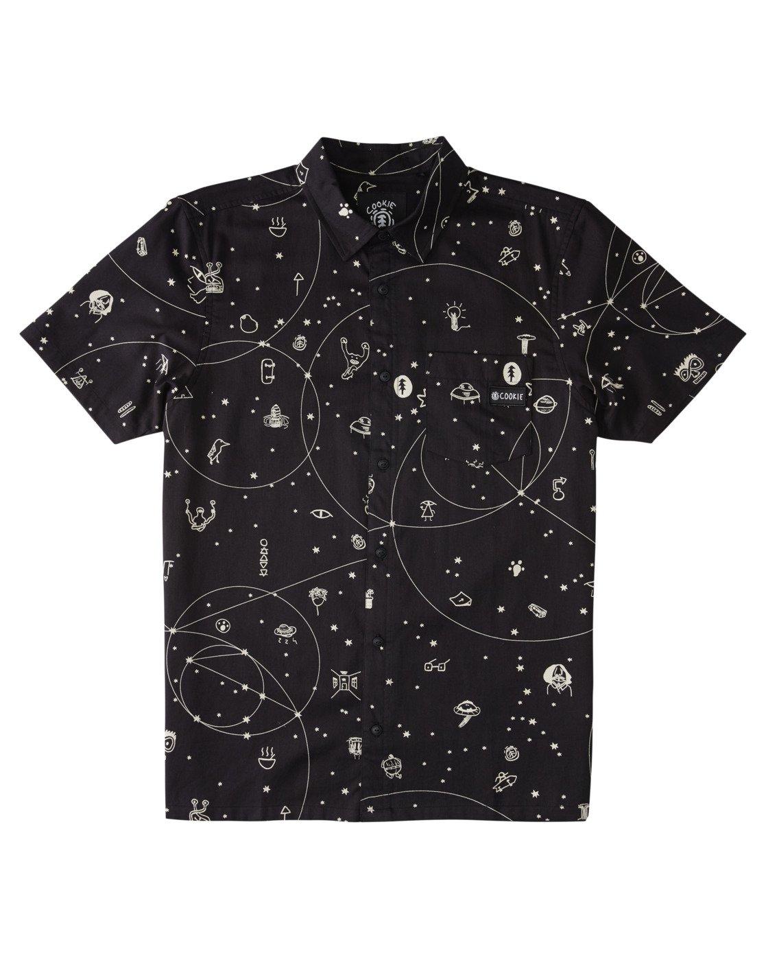 0 92 Skyway Short Sleeve Shirt  ALYWT00122 Element
