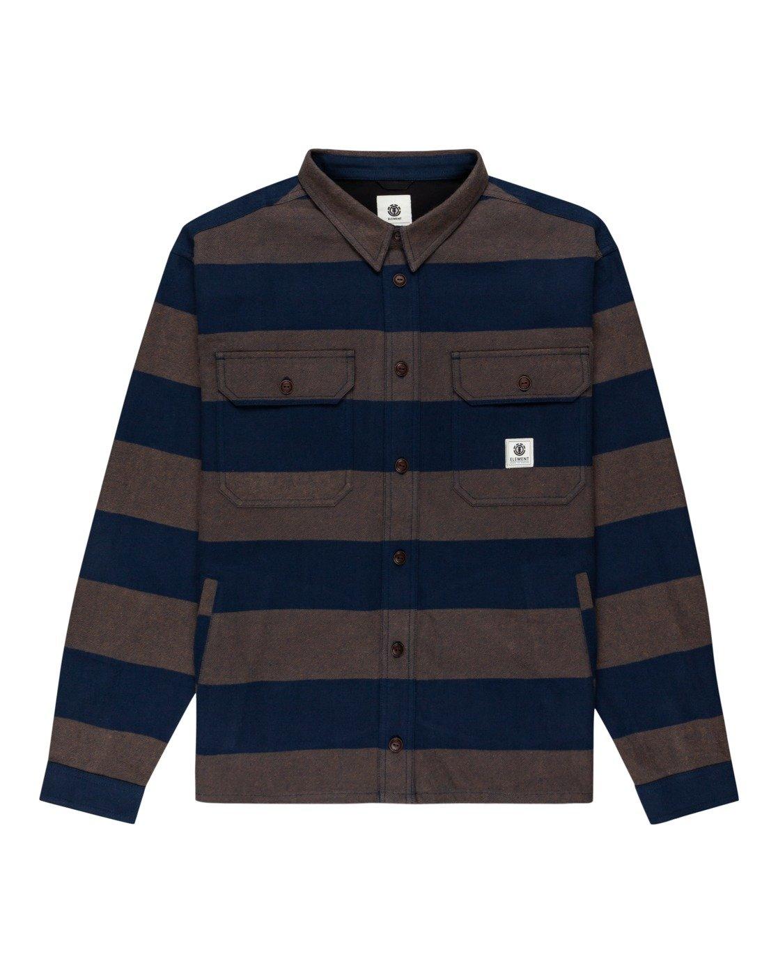 0 Wentworth Stripes Flannel Shirt  ALYWT00125 Element