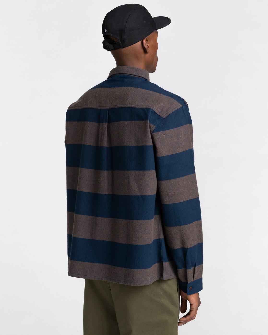 3 Wentworth Stripes Flannel Shirt  ALYWT00125 Element