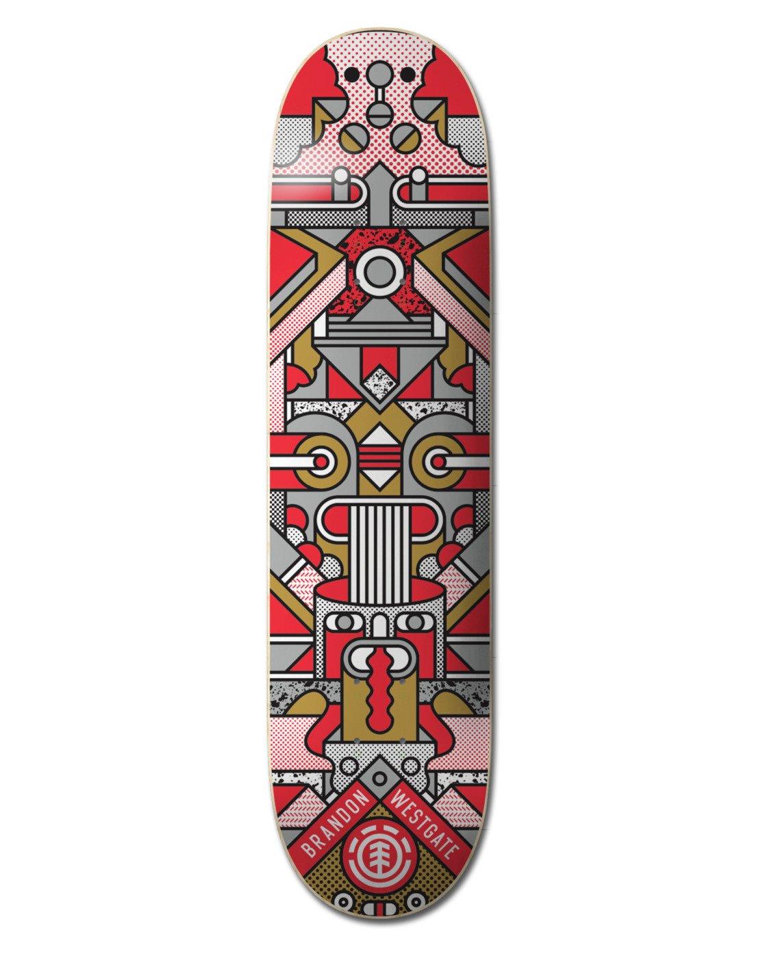 0 Superbot Westgate Skateboard Deck  ALYXD00158 Element